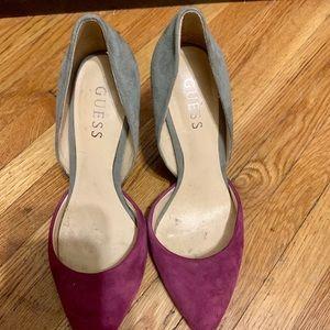 Guess women's shoes size 8